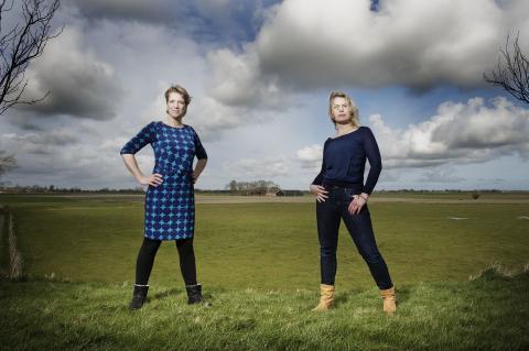 Froulju fan Fryslân 10 portretten in film en brons